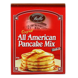 Mississippi Belle Original All American Pancake Mix 454g - Candy Mail UK