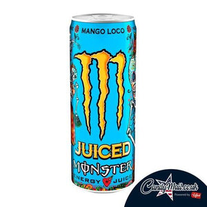 Monster Energy Mango Loco 473ml - Candy Mail UK