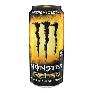 Load image into Gallery viewer, Monster Rehab Tea + Lemonade USA 458 ml - Candy Mail UK