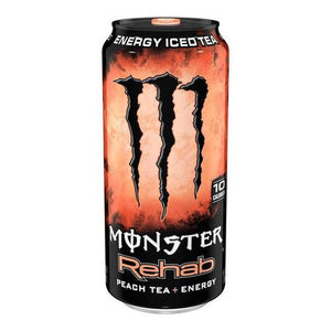 Monster Rehab Tea + Orangeade USA 473 ml - Candy Mail UK