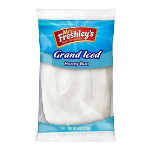 Load image into Gallery viewer, Mrs. Freshley's Grand Iced Honey Bun 170g - Candy Mail UK
