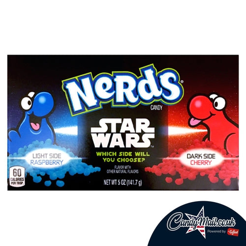 Nerds Star Wars Edition 141g - Candy Mail UK