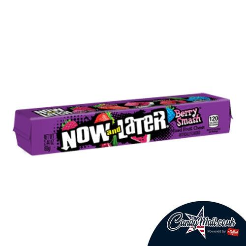 Now and Later Berry Smash 69g - Candy Mail UK
