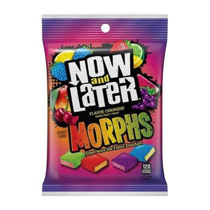 Now and Later Morphs Bag 113g - Candy Mail UK