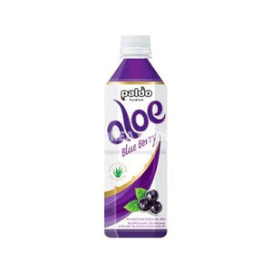 Load image into Gallery viewer, Paldo Aloe Blueberry Drink 500ml - Candy Mail UK