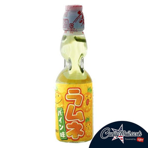 Load image into Gallery viewer, Pineapple Ramune Soda 200ml - Candy Mail UK
