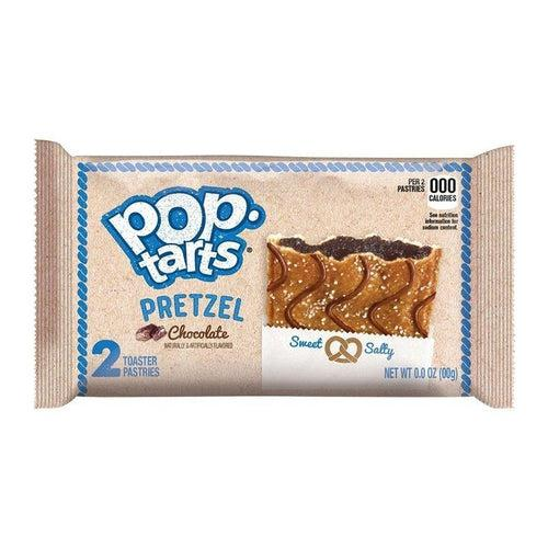 Pop Tarts Chocolate Pretzel 2 Pack - Candy Mail UK