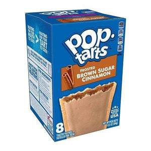 Pop Tarts Brown Sugar and Cinnamon 384g - Candy Mail UK