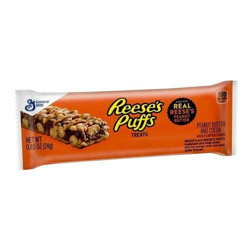Reese's Puffs Treat Bar 24g - Candy Mail UK