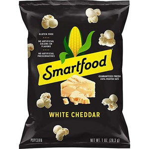 Load image into Gallery viewer, Smartfood Popcorn White Cheddar 155g - Candy Mail UK