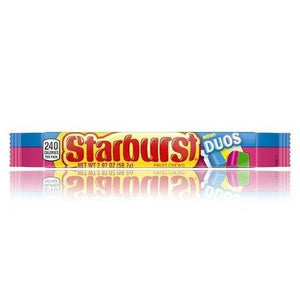 Starburst Duos 58.7g - Candy Mail UK