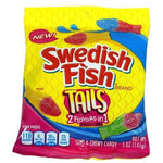 Swedish Fish Big Tails Bag 141g - Candy Mail UK