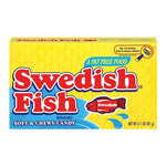Swedish Fish Original Theatre Box 99g - Candy Mail UK
