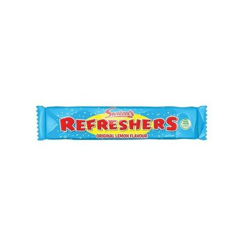 Load image into Gallery viewer, Swizzels Refresher Original Lemon Chew Bar 18g - Candy Mail UK