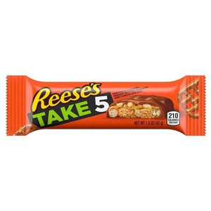 Take 5 with Reese's 42g - Candy Mail UK