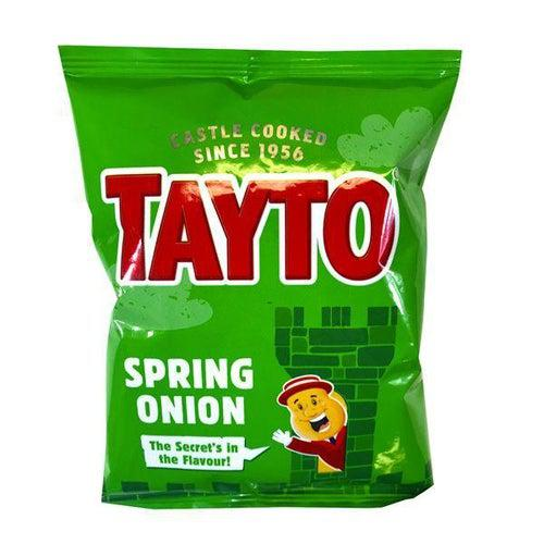 Tayto Spring Onion 37.5g - Candy Mail UK