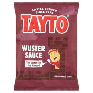 Tayto Wuster Sauce 37.5g - Candy Mail UK