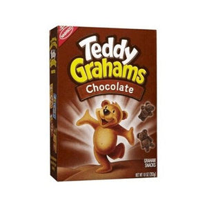 Teddy Grahams Chocolate 283g - Candy Mail UK