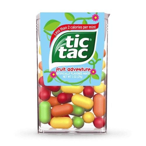 Tic Tac Fruit Adventure 29g - Candy Mail UK