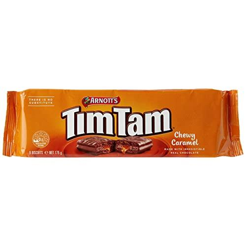 Tim Tam Chewy Caramel 175g - Candy Mail UK