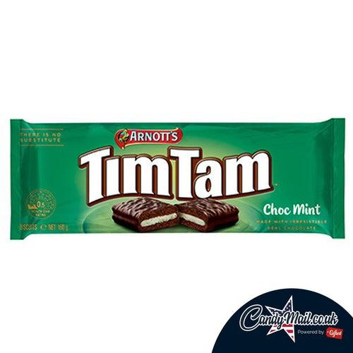 Tim Tam Choc Mint 160g - Candy Mail UK