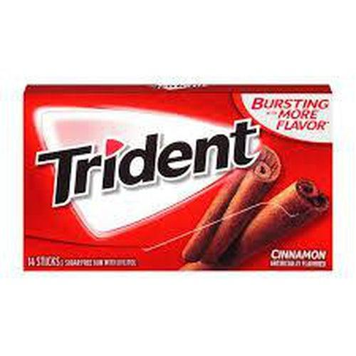 Trident Cinnamon Gum 31g - Candy Mail UK
