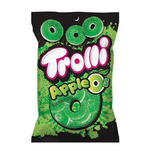 Load image into Gallery viewer, Trolli Apple O's 120g - Candy Mail UK