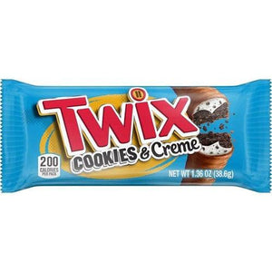 Twix Cookies n Creme 38g - Candy Mail UK