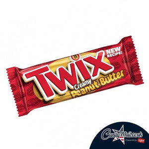 Twix Peanut Butter 47.6g - Candy Mail UK