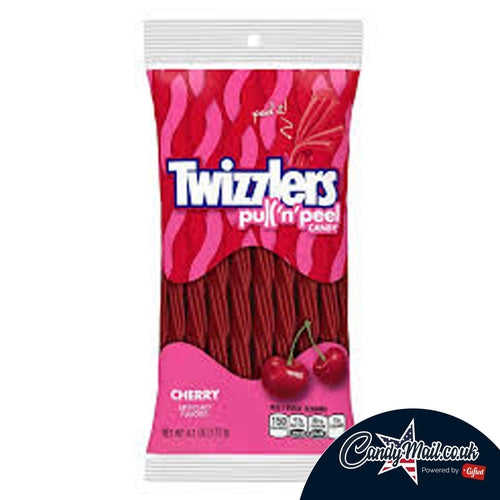 Twizzlers Cherry 172g - Candy Mail UK