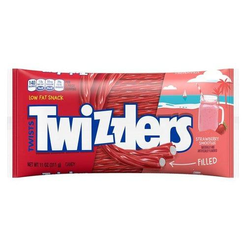Twizzlers Limited Edition Strawberry Smoothie 311g - Candy Mail UK