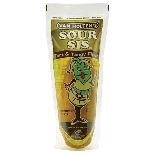 Van Holtens King Size Pickle- Sour Sis - Candy Mail UK