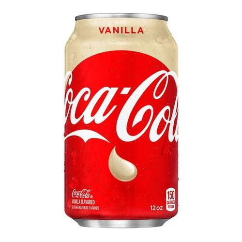 Vanilla Coke 355ml - Candy Mail UK