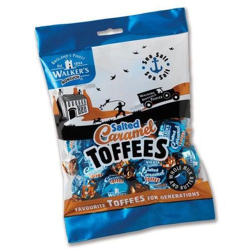 Walker's Nonsuch Salted Caramel Toffees 150g - Candy Mail UK