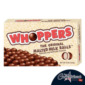Whoppers Theatre Box 141g - Candy Mail UK