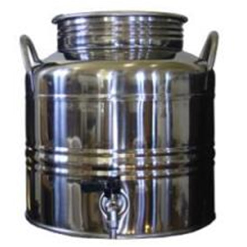 5 Liter Superfustinox with Stainless Steel Spigot