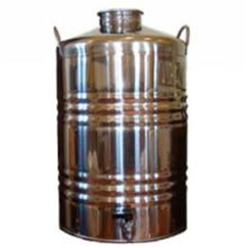 50 Liter Superfustinox with Stainless Steel Spigot