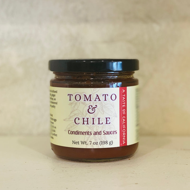 Tomato & Chili Spread