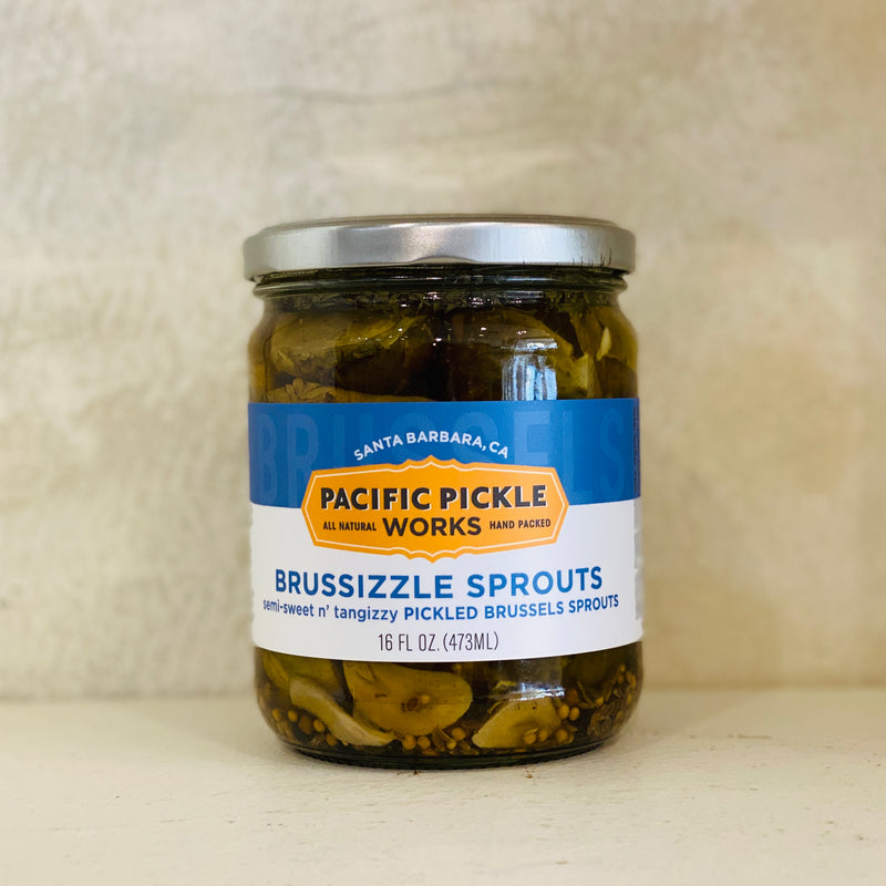 Brussizzle Sprouts