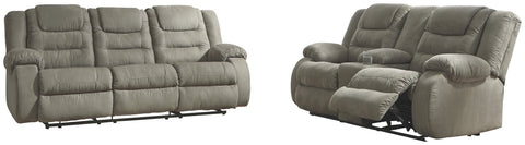 McCade Signature Design Contemporary 2-Piece Living Room Set