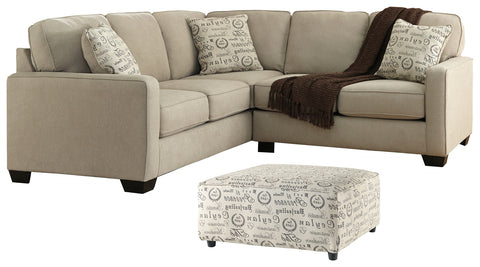 Alenya Signature Design 3-Piece Living Room Set with Sectional