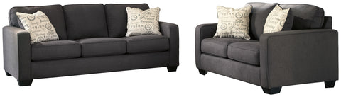 Alenya Signature Design 2-Piece Living Room Set