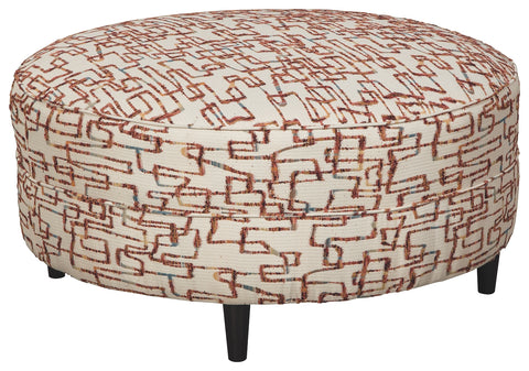 Amici Signature Design by Ashley Ottoman