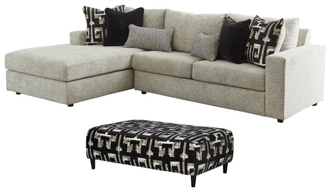 Ravenstone Signature Design 3-Piece Living Room Set with Sleeper Sectional