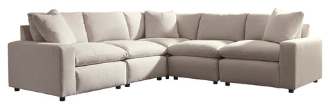 Savesto Signature Design by Ashley 6-Piece Sectional