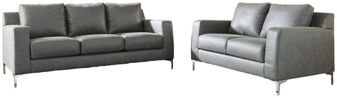 Ryler Signature Design 2-Piece Living Room Set