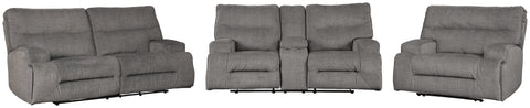 Coombs Signature Design Contemporary 3-Piece Living Room Set