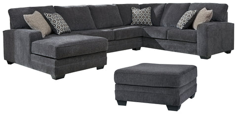 Tracling Benchcraft 4-Piece Living Room Set