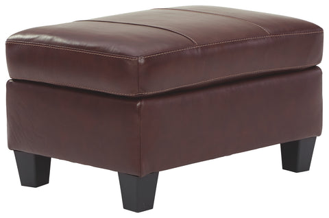 Fortney Signature Design by Ashley Ottoman