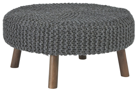 Jassmyn Signature Design by Ashley Ottoman
